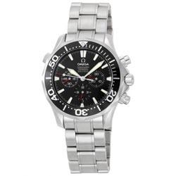 Omega Men's Seamaster 300M Chrono Diver Watch