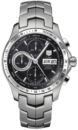 TAG Heuer Men's Link Automatic Chronograph Day-Date Watch