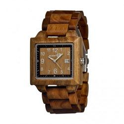 Wood Culm Watch by EARTH