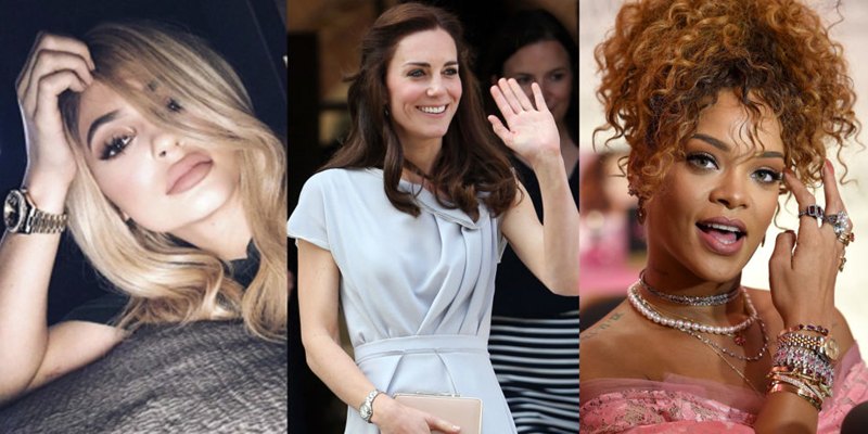 6cc9bda6 The Fabulous and Amazing Watches Female Celebrities Wear!